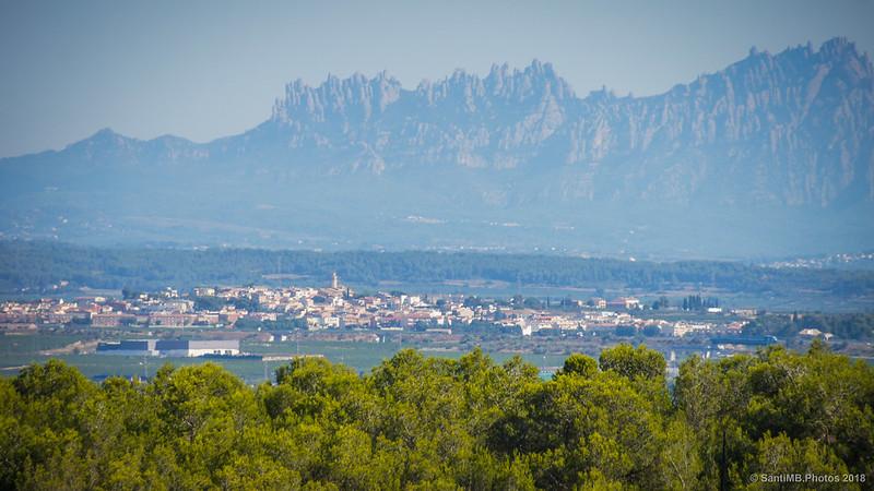 Sant Sadurní d'Anoia y Montserrat
