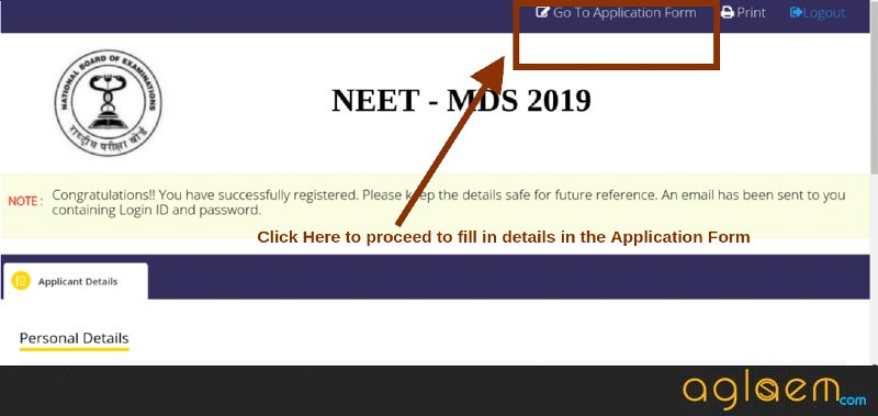 NEET MDS Application Form 2019 (Available): Register Fee, How to Apply