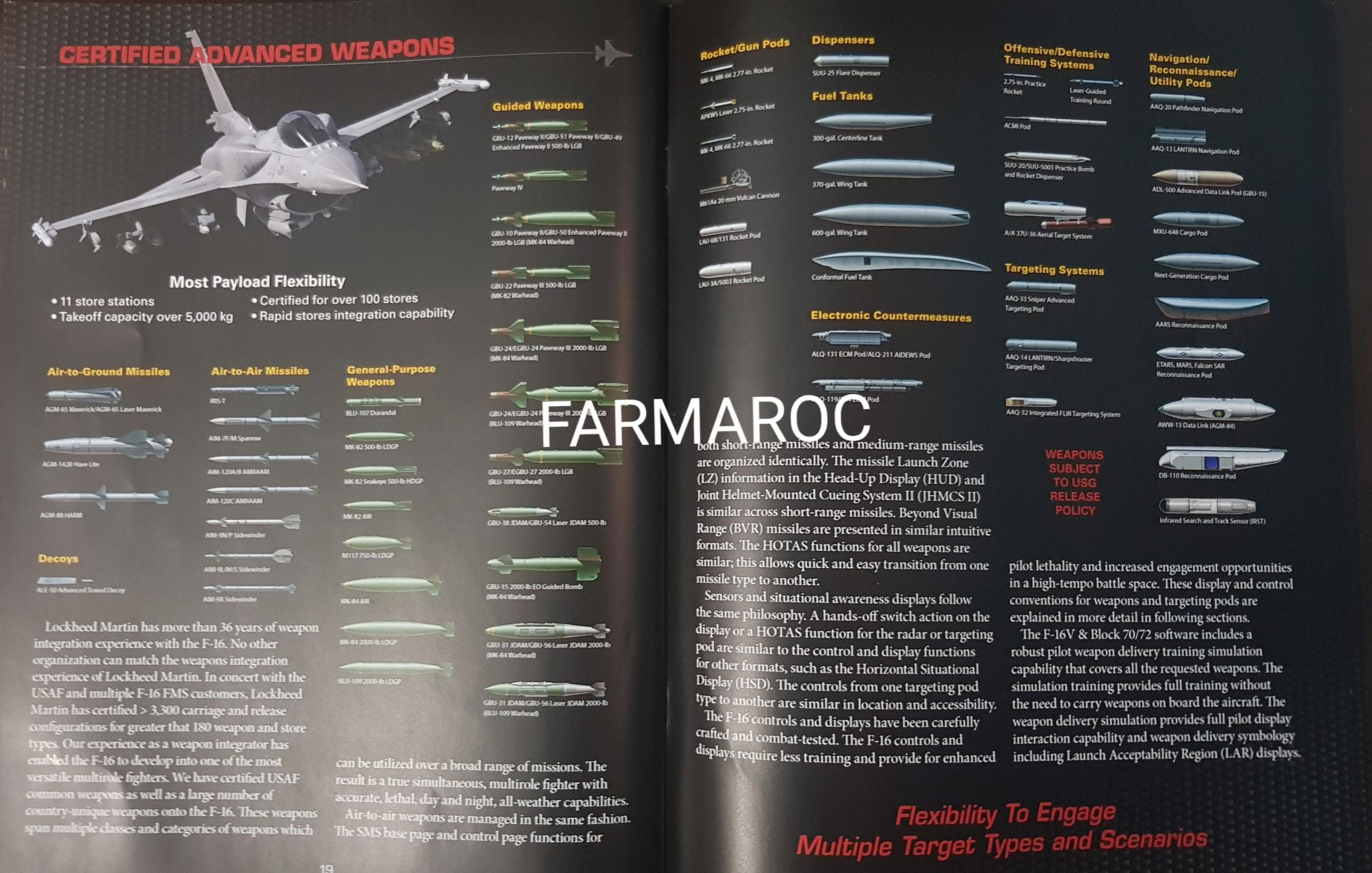 The Moroccan F-16V Viper / Block 72 program - Page 4 30689684507_fddba1988f_o