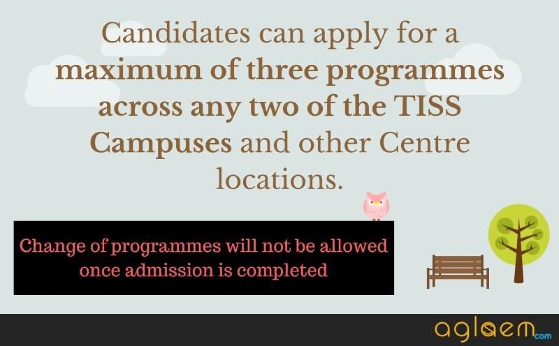 TISSNET 2019 Application Form
