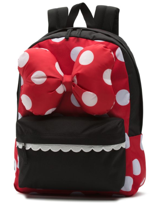 minnie backpack vans