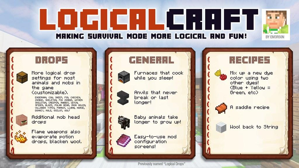 LogicalCraft! by EM3R50N