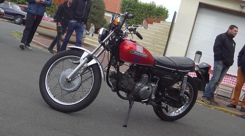Aermacchi 350 Harley Davidson 1974  43785467810_e30345db58_c