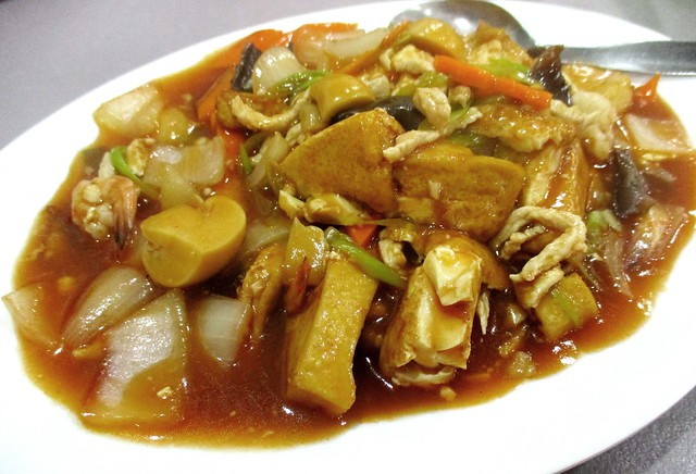Ang sio tofu
