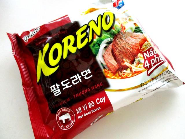 Koreno instant noodles