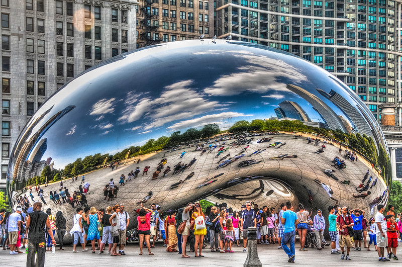 best places to visit Illinois