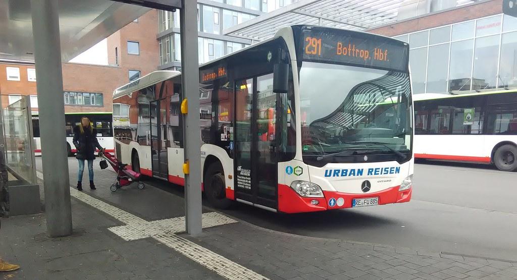 Urban Reisen (RE-FU 885)