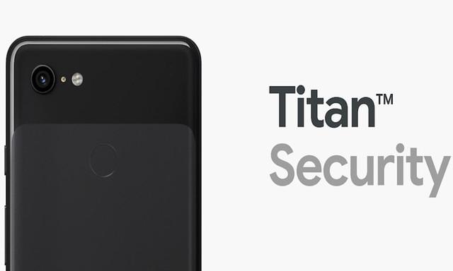 Google explica como funciona el chip Titan M de los Google Pixel