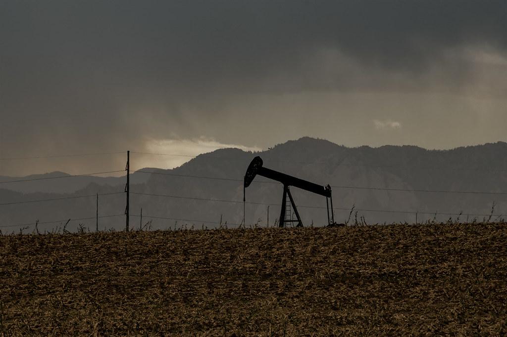 Pumphorse Against Rocky Mountain Front Range: Dacono, CO