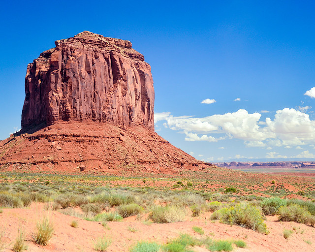 Merrick Viewpoint, un imprescindible que ver en Monument Valley