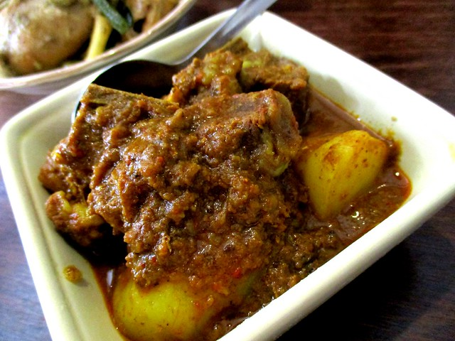 Payung Cafe Bangladeshi lamb curry