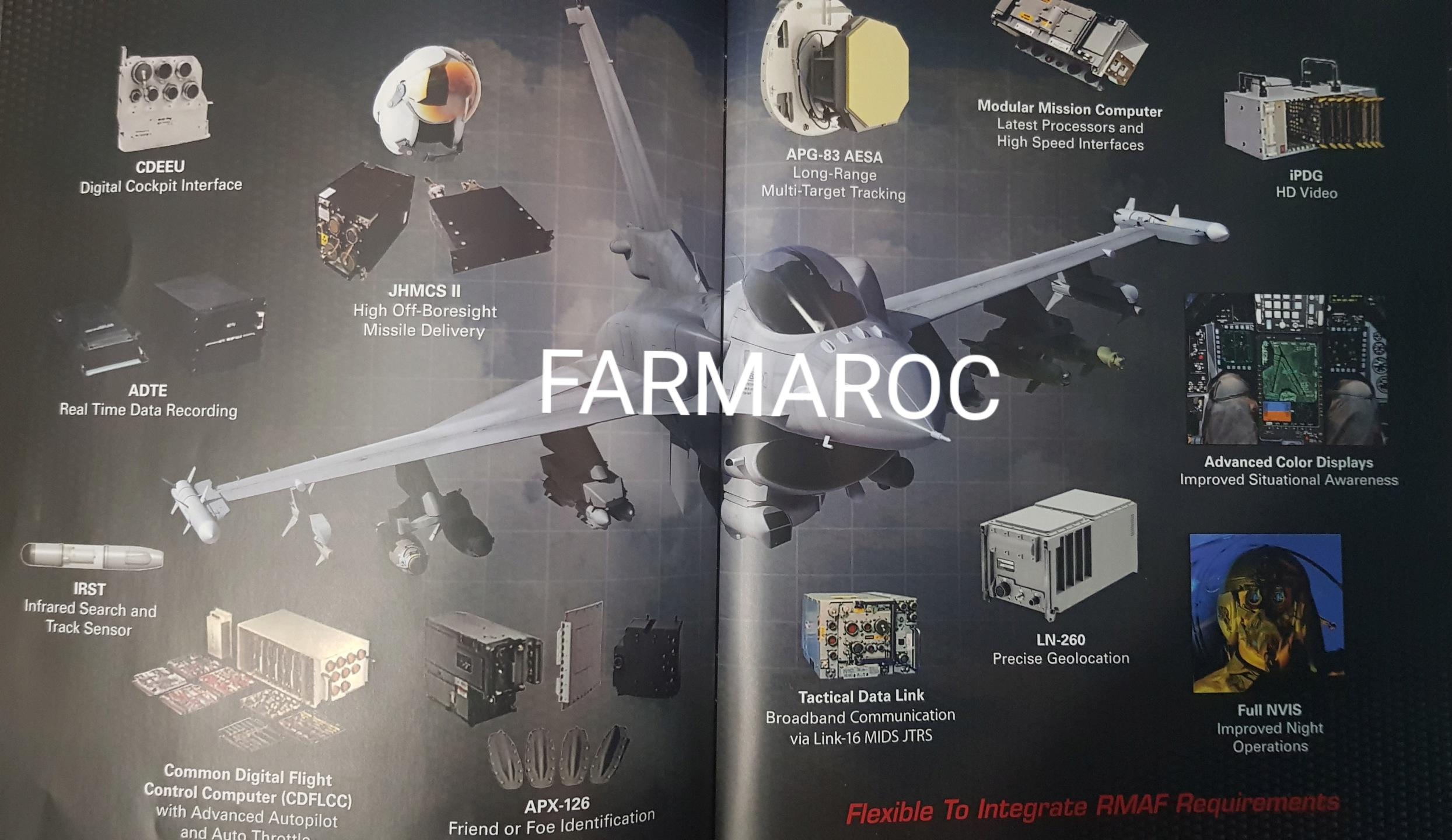 The Moroccan F-16V Viper / Block 72 program - Page 4 30689683237_fac5273664_o