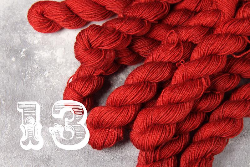 Day 13's yarn