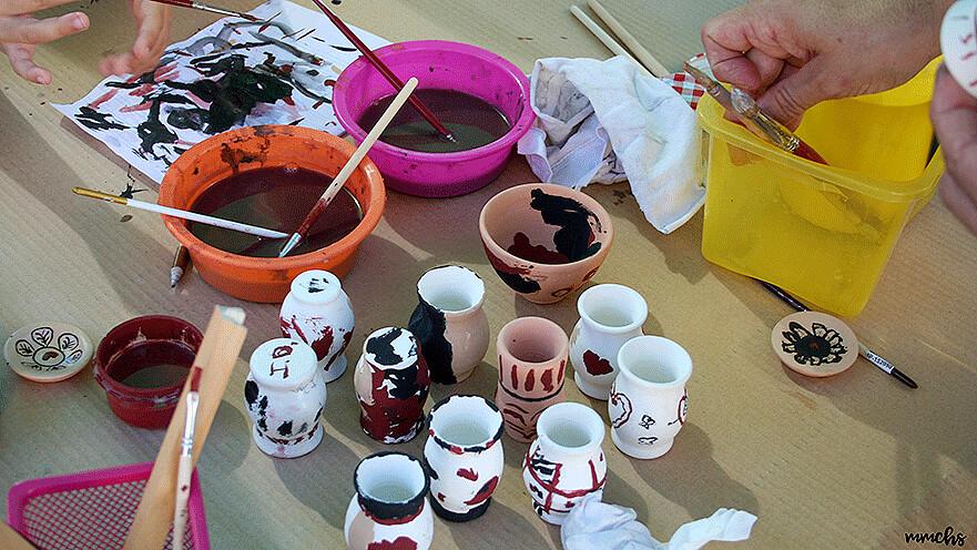 taller de cerámica de Paterna