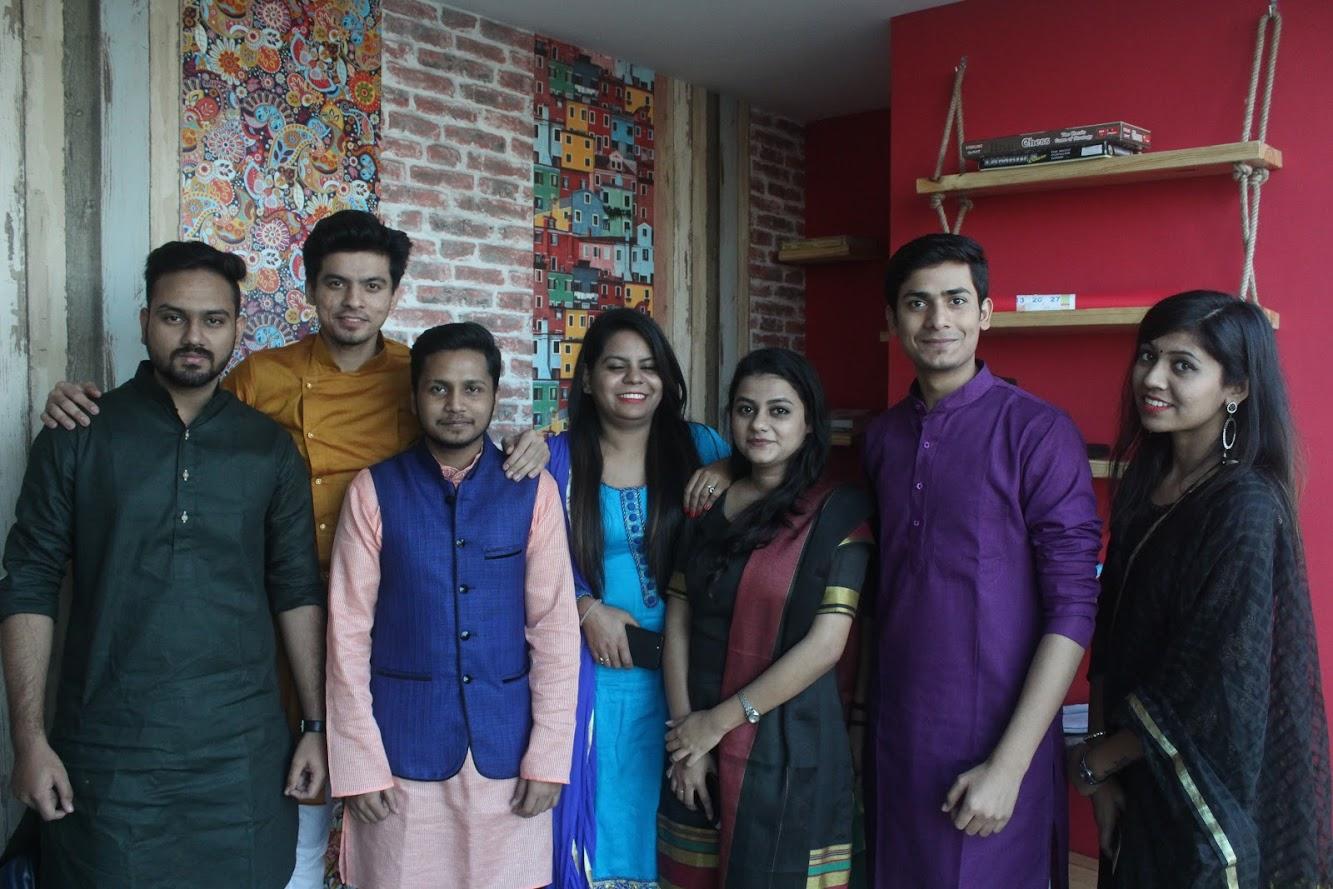 Diwali celebrations in AglaSem