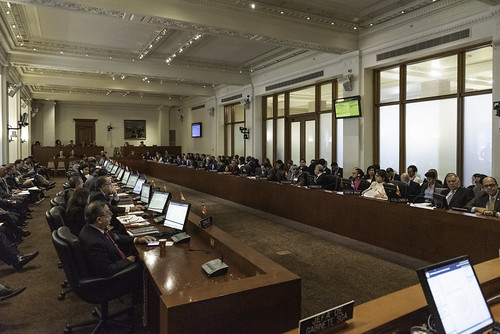 OAS Special  General Assembly Approves Budget for the Year 2019