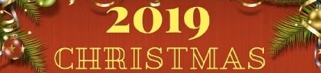 2018耶誕節快樂