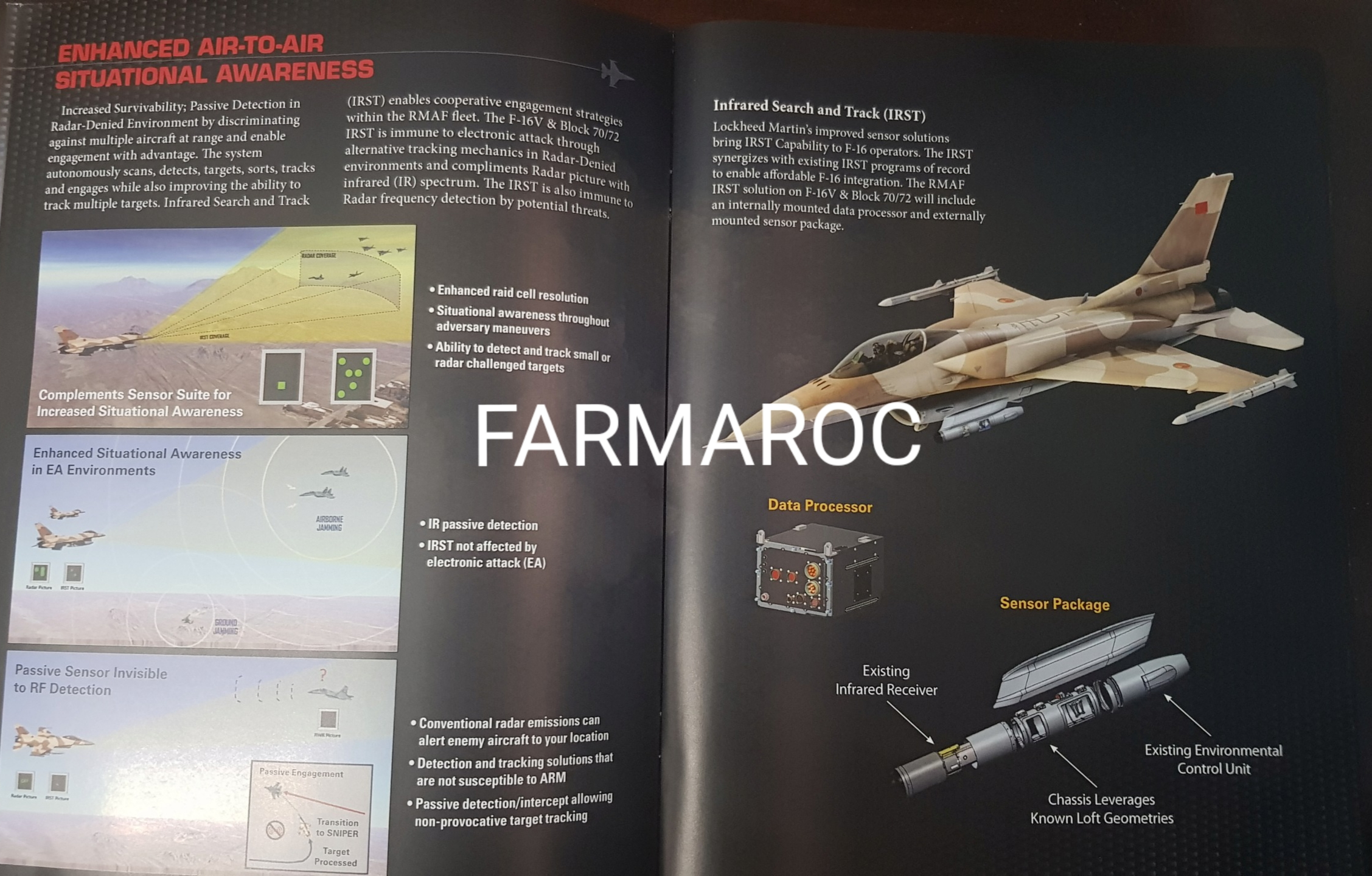 The Moroccan F-16V Viper / Block 72 program - Page 4 45580116472_f11bc5c21b_o