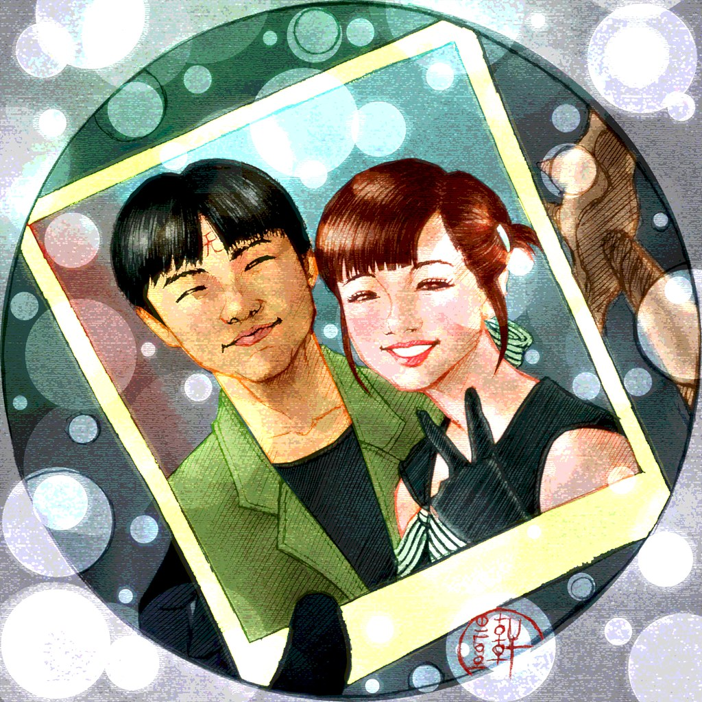 (2018) Yakumo And Pai A Fan