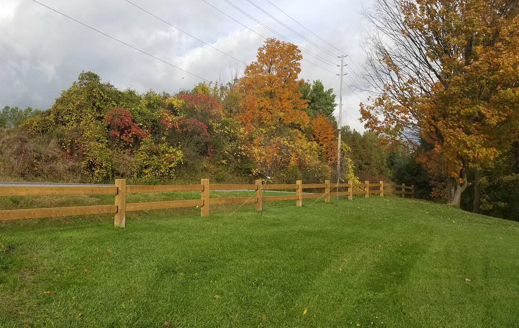 Adding a wooden fence to your property