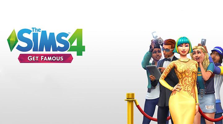Los Sims 4 Get Famous, nueva expansión para el 16 de noviembre