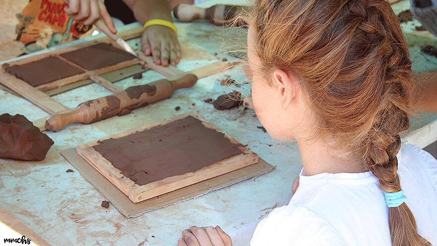 taller de ceramica Paterna