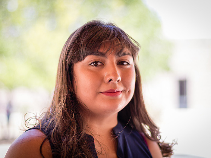 Veronica Trujillo, 2018 LAESF Scholar