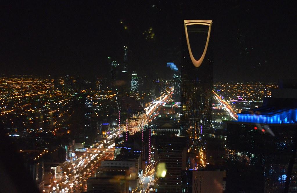 沙烏地阿拉伯首都利雅德(Riyadh)。圖片來源:Stephen Downes(CC BY-NC 2.0)