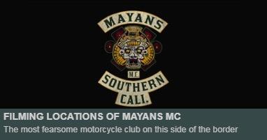 Where is mayans mc filmed