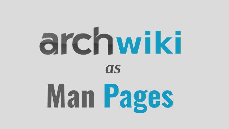 arch-wiki