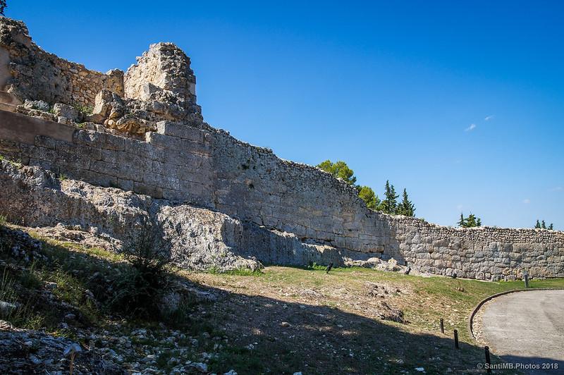 Muralla de Olèrdola