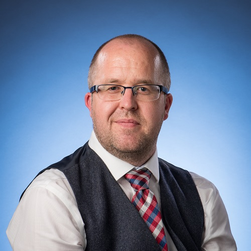 Ben Woods, Head of Regional Development