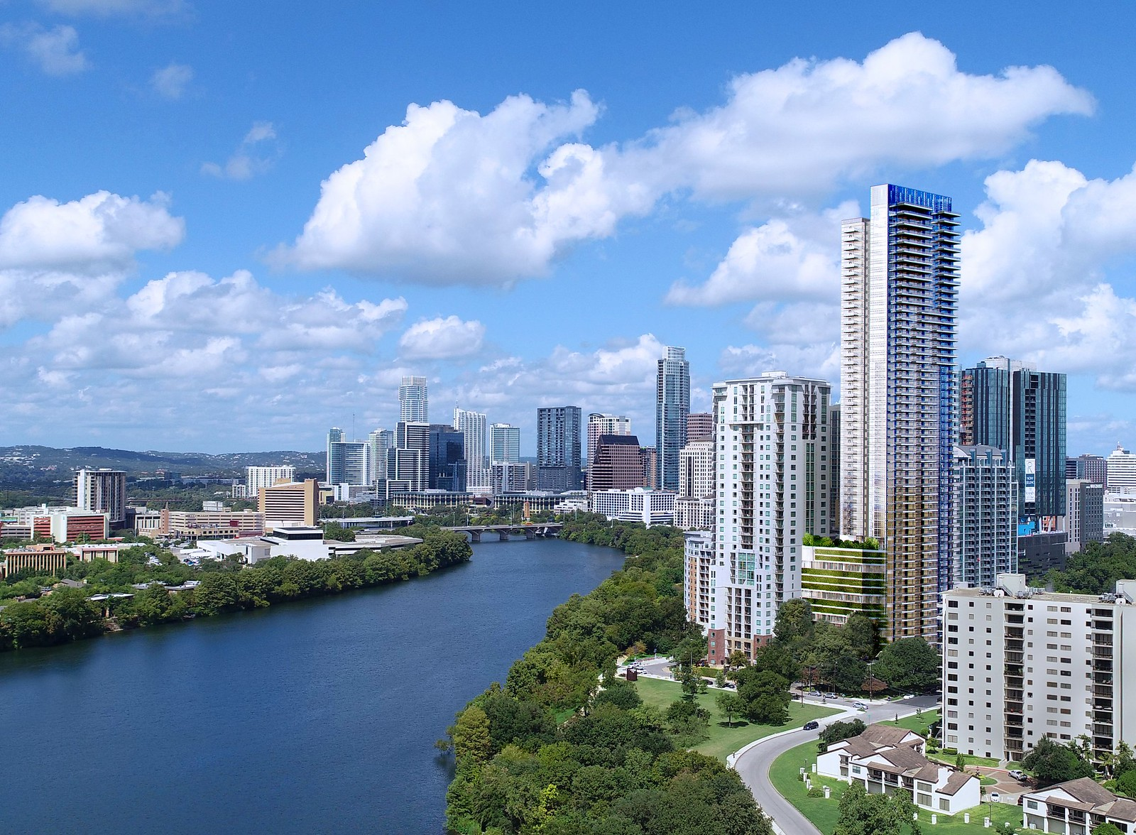Austin 44 East 585 Feet 51 Floors Proposed Page