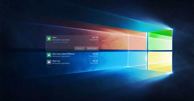 Windows 10 te permitirá eliminar más aplicaciones preinstaladas