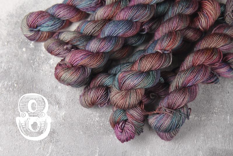 Day 8's yarn