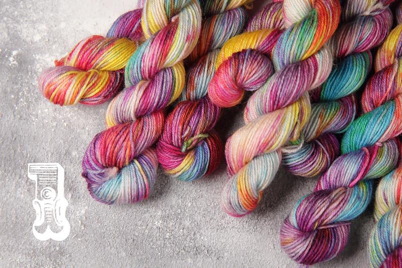 Day 1's yarn
