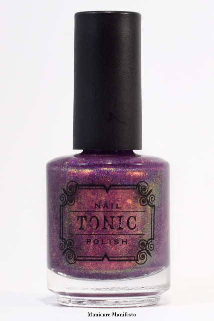 Tonic Polish Mahaloversary review