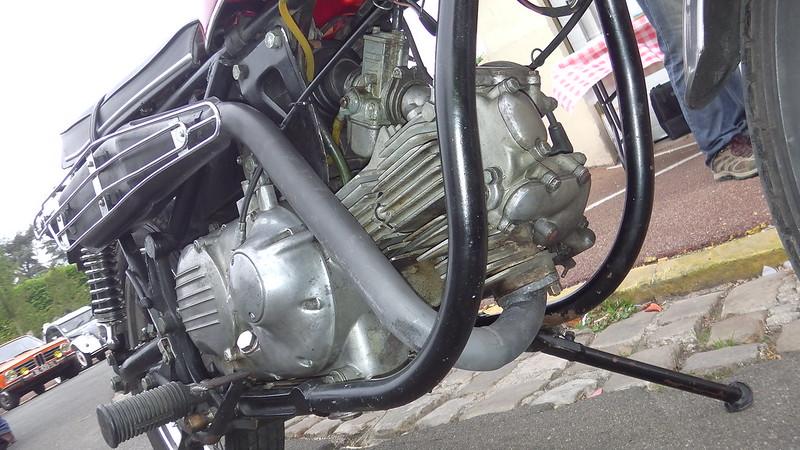 Aermacchi 350 Harley Davidson 1974  45603148061_3127af50a6_c