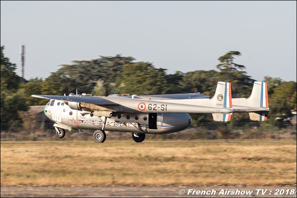 Le Noratlas de Provence Nord-Atlas 2501 , Meeting aérien Des Étoiles et des Ailes 2018 - Aéroport de Toulouse Francazal , Canon EOS , Sigma France , contemporary lens , Meeting Aerien 2018