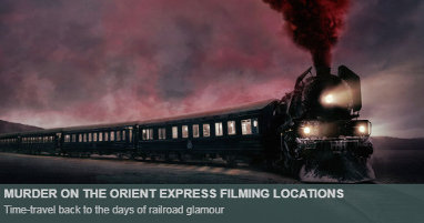 Dónde se rodó Asesinato en el Orient Express