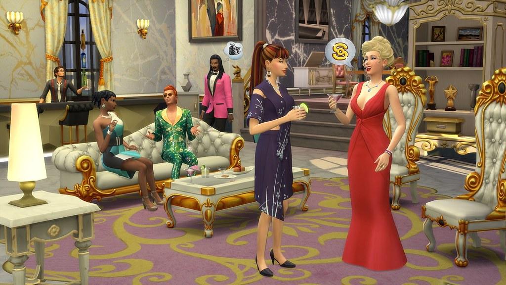 Livestream de Los Sims 4 ¡Rumbo a la Fama! esta tarde a las 20 horas