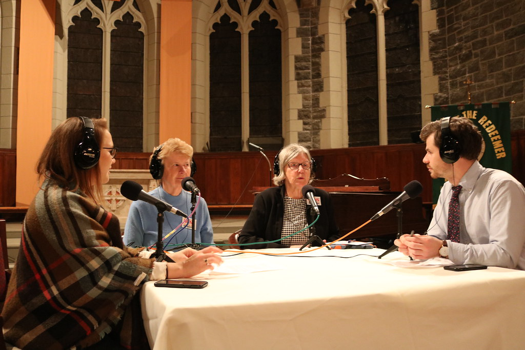 Slideshow: Jesuitical Podcast Recording