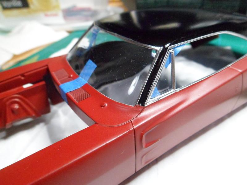 Défi moins de kits en cours : Dodge Charger R/T 68 [Revell 1/25] *** Terminé en pg 8 - Page 5 43123327310_7a6a2091de_c