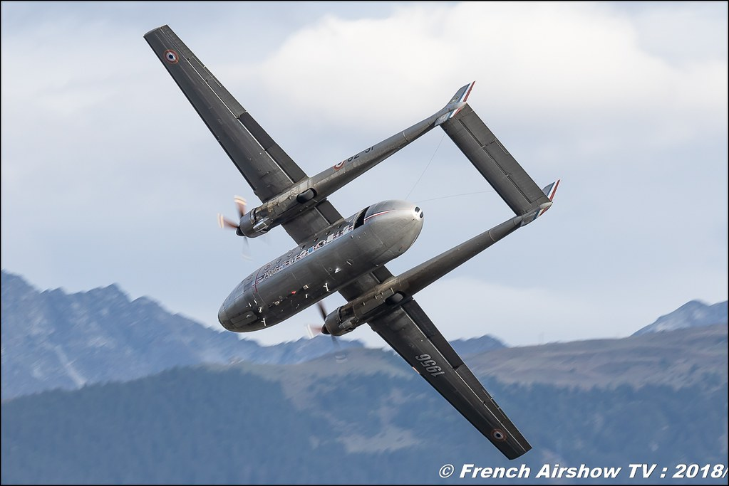 Nord 2501 Noratlas F-AZVM , Coupe Icare 2018 , Canon EOS , Sigma France , contemporary lens , Meeting Aerien 2018