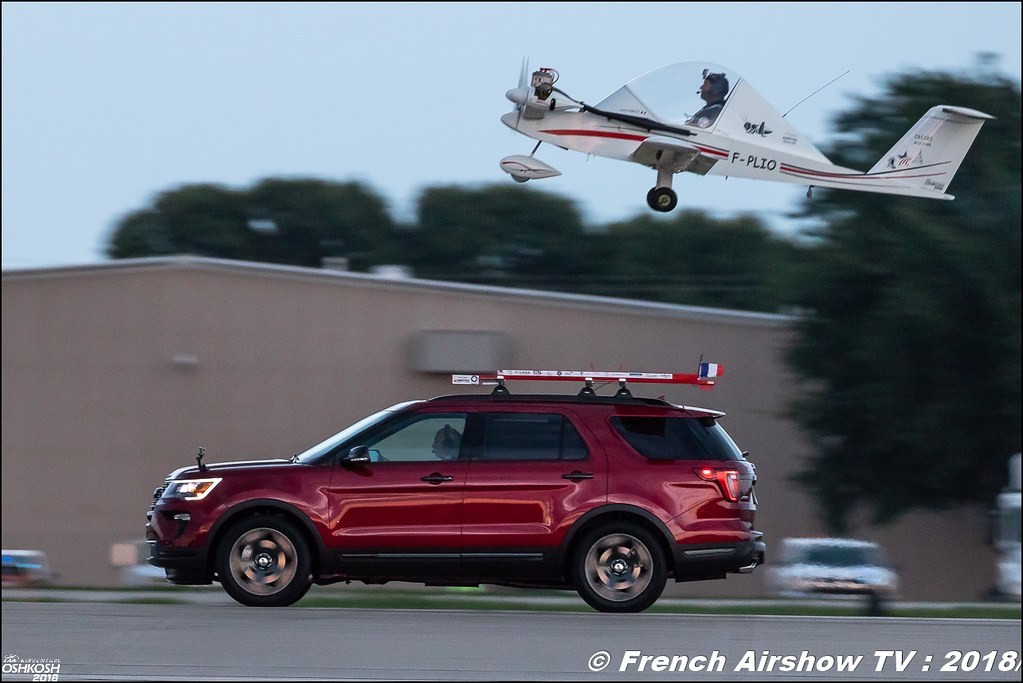 Cricri Team F-PLIO Colomban MC-15 osh2018 EAA AirVenture Oshkosh 2018 Wisconsin Canon Sigma France contemporary lens Meeting Aerien 2018