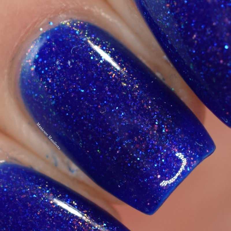 Girly Bits Winter Whiplash swatch