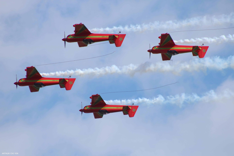la patrouille acrobatique : la marche verte - Page 9 45039822111_0f1e12b6e3_o