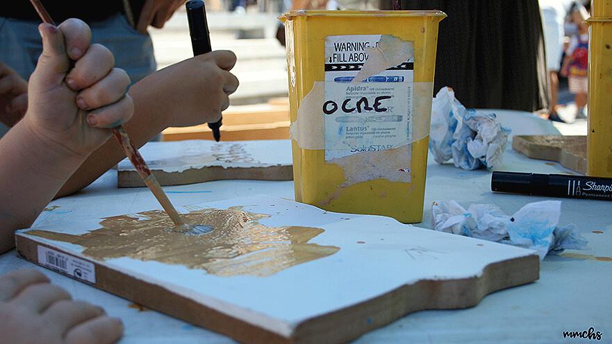 taller de cerámica Paterna
