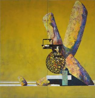 I Am Ozymandias by Fred Pichon