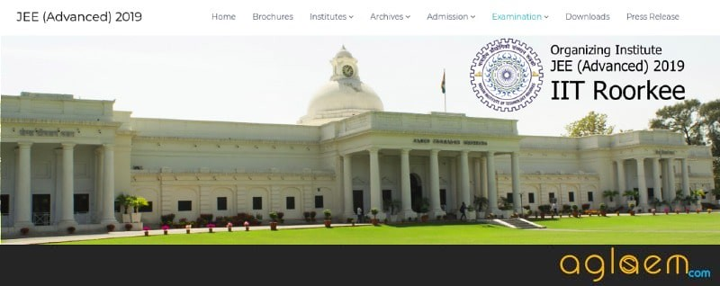 JEE Advanced 2019 to be conducted by IIT Roorkee